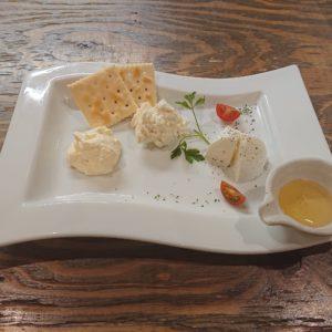 フレッシュなチーズ
