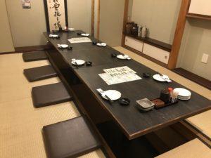 自慢の個室