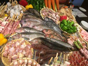 大漁お魚祭り
