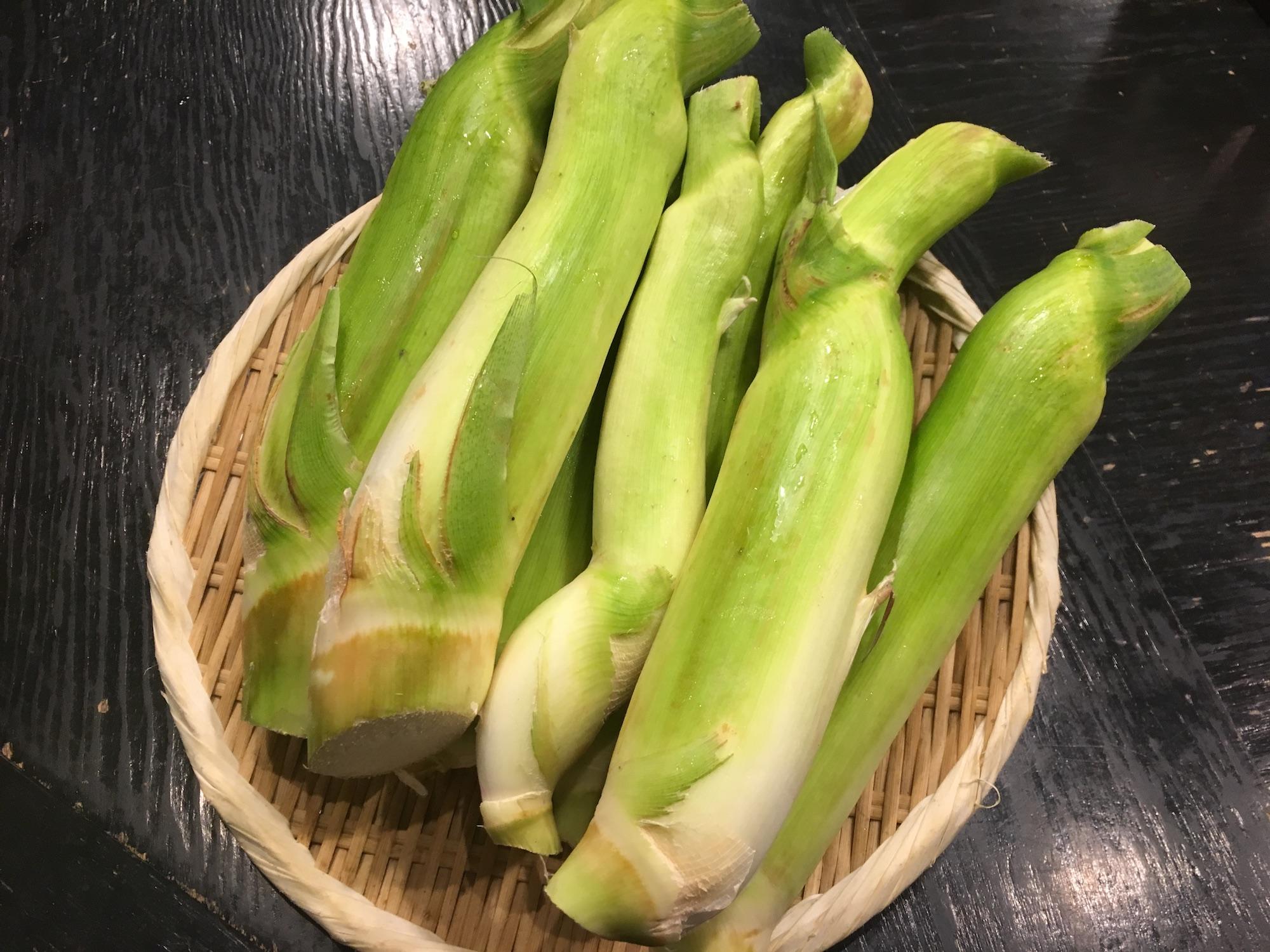 マコモタケ