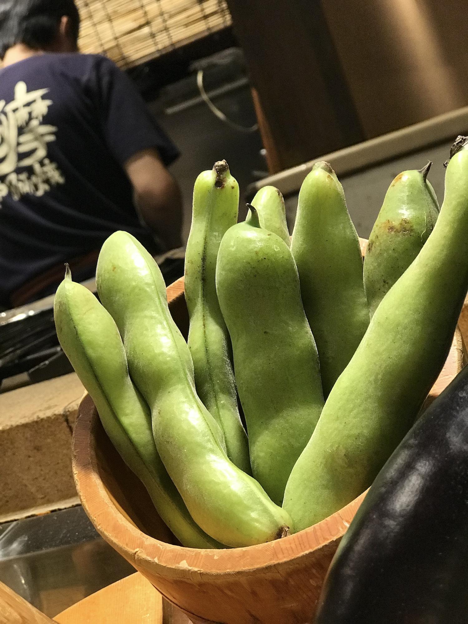 そら豆です!